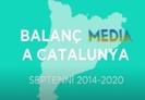 Balanç dels resultats MEDIA a Catalunya durant el septenni 2014-2020