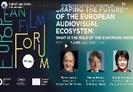 Disponible el vídeo del European Film Forum Digital de l'edició online del Marché du Film 2020