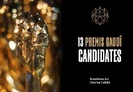 Presència de films amb suport MEDIA entre els candidats als XIII Premis Gaudí