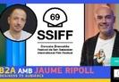 Jaume Ripoll (Filmin) felicita el 30è aniversari de MEDIA