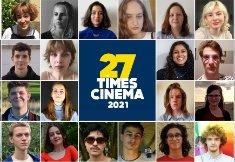 27 Times Cinema selecciona 27 joves cinèfils de la UE per assistir al Festival de Cinema de Venècia