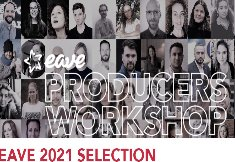 2 participants catalans, seleccionats per a l'EAVE Producers Workshop 2021