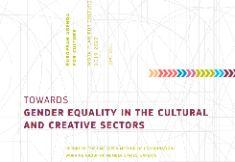 Nou informe sobre la igualtat de gènere en els sectors cultural i creatiu