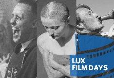 Els Lux Film Days arriben a la Filmoteca de Catalunya