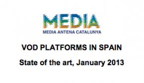 VoD in Spain 2013