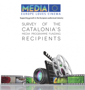 Survey on the Catalonia's MEDIA Programme funding recipients