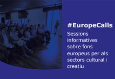 Inscripcions obertes per a l'#EuropeCalls Subprograma MEDIA: Suport al Desenvolupament de projectes. Aspectes tècnics i bones pràctiques