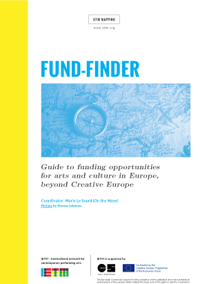 Guide to funding opportunities for arts and culture in Europe, beyond Creative Europe