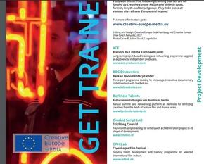 Guia d'iniciatives de Formació amb suport d'Europa Creativa MEDIA 2017