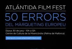 Inscripcions obertes per a la jornada professional de l'Atlántida Film Fest