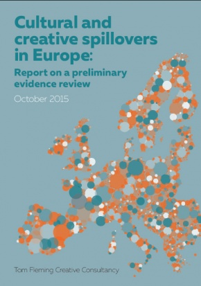 Cultural and creative spillovers in Europe: Report on a preliminary evidence review