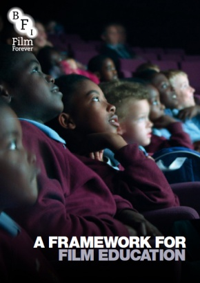 Brochure 'A Framework for Film Education in Europe'