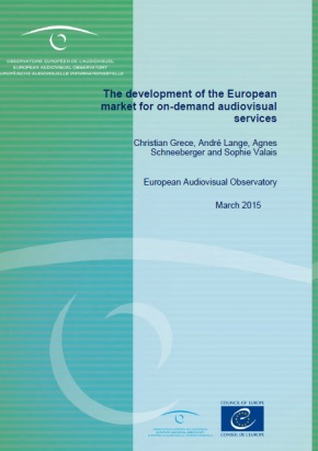 The development of the European market for on-demand audiovisual services