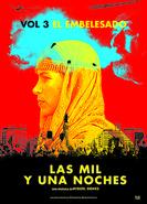 Estrena MEDIA: Las mil y una noches: Vol.3, El embelesado (As Mil e Uma Noites)