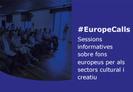 Inscripcions obertes per a l'#EuropeCalls MEDIA: Suport al Desenvolupament de projectes